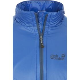 Jack Wolfskin Glenwood Ice Veste Homme, electric blue